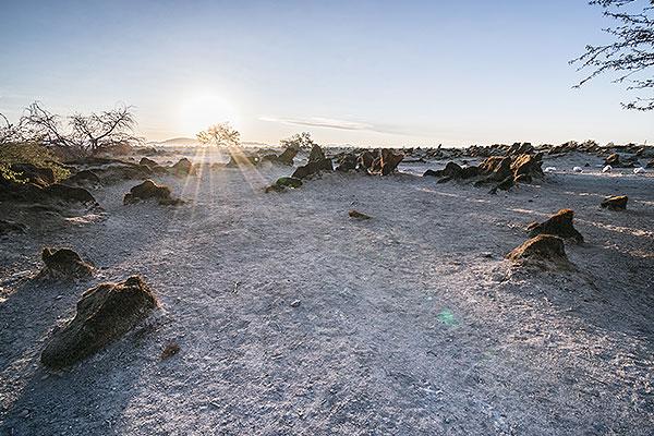 solar energy el huarango