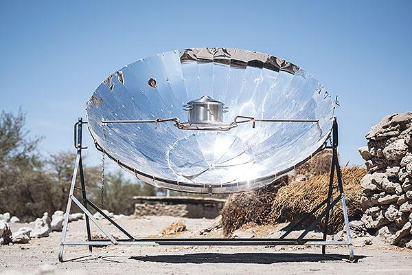 el huarango solar gastronomy
