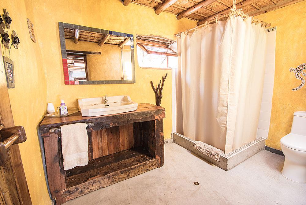 el huarango double room